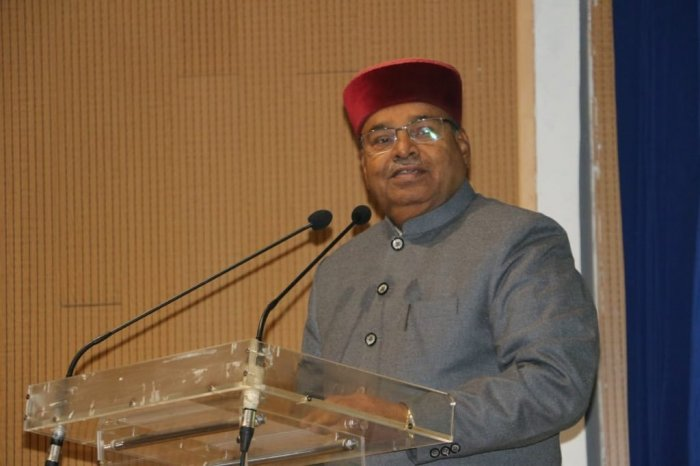 Social Justice and Empowerment Minister Thawarchand Gehlot said the top court order pertains to a decision of the Uttarakhand government taken in 2012 when the Congress was in power in the state. Credit: Twitter (@airnewsalerts)