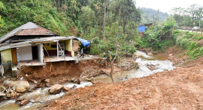 Land conversion will not be allowed for properties on steep slopes and those within 10 metres of streams. DH File Photo