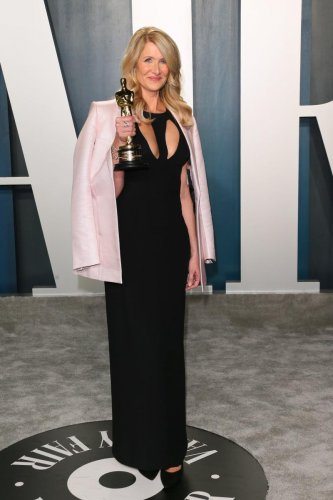 Laura Dern bagged the 'Best Supporting Actress' Oscar for Marriage Story. (Credit: AFP photo)