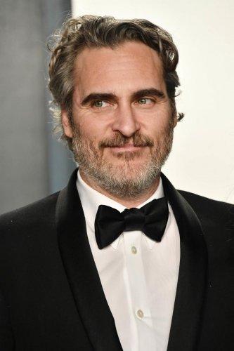 Joaquin Phoenix bagged his first Oscar on Sunday. (AFP photo)
