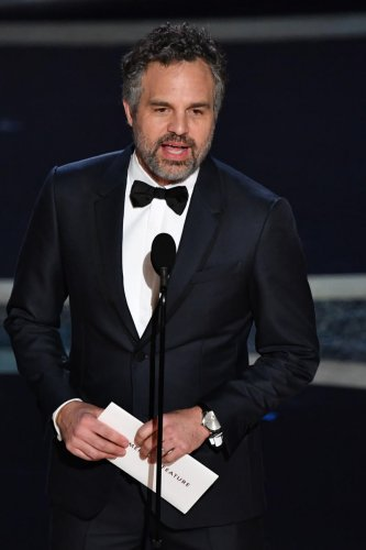 Mark Ruffalo is in talks to star in the HBO series based on Parasite. (Credit: AFP photo)