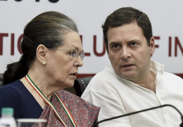 The Congress has been unable to find a leader of stature in the Capital after Dikshit took a backseat after her 2013 defeat. Credit: PTI Photo