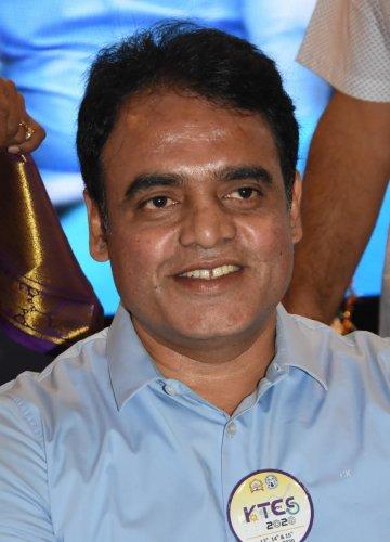 C S Ashwath Narayan