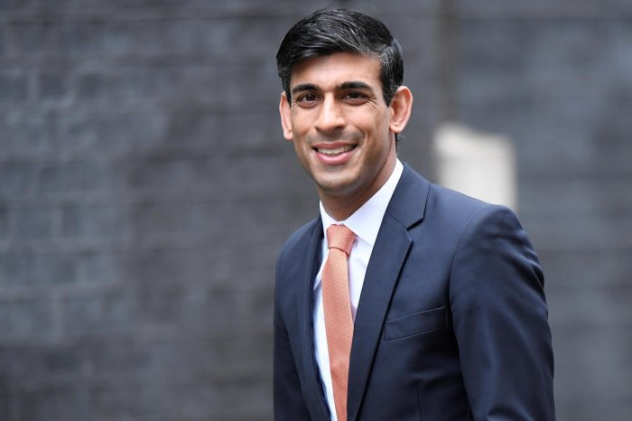 Rishi Sunak arrives at Downing Street in London, Britain February 13, 2020. (Reuters photo)