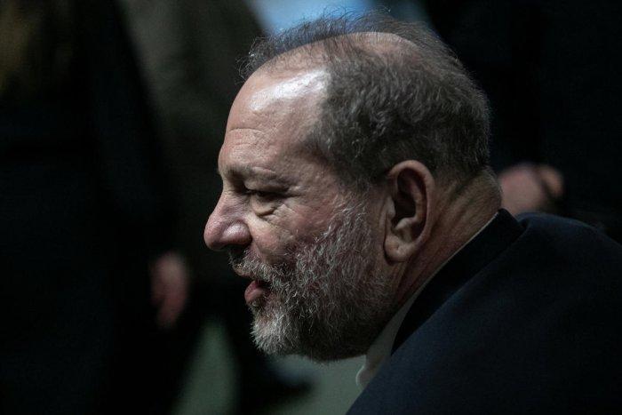 Harvey Weinstein. (Reuters file photo)