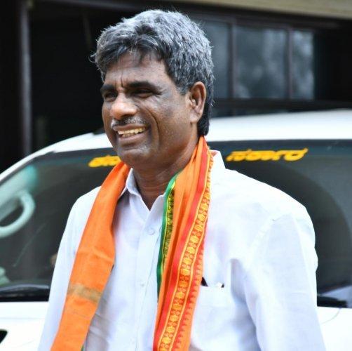 Port, Fisheries and Endowment Minister Kota Srinivas Poojary. (DH Photo)
