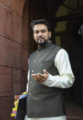 Thakur said despite losing the Delhi assembly elections, the BJP has emerged stronger as people are still with Prime Minister Narendra Modi.