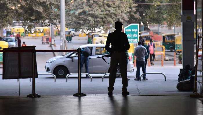 The parking fees for two-wheelers now has been reduced to Rs 125 from Rs 232 for a day. DH file photo