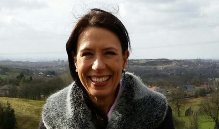 British MP Debbie Abrahams (@Debbie_abrahams Twitter)