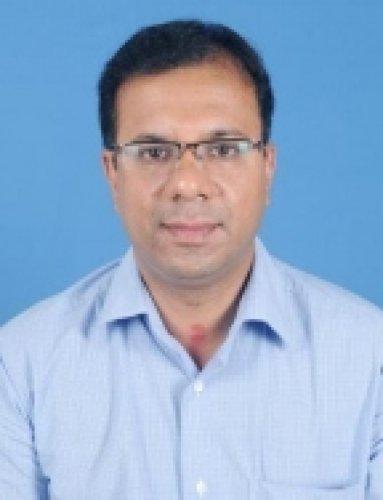 Goa health minister Vishwajit Rane. (DH Photo)