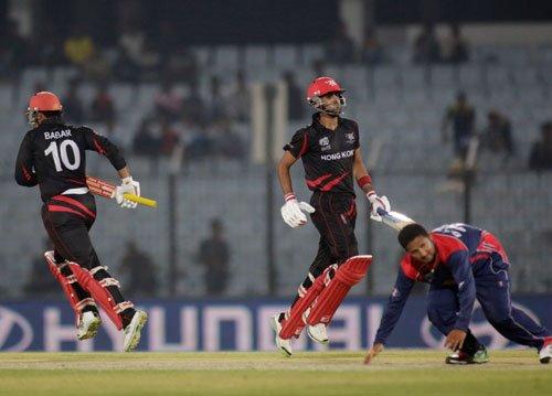 Nepal beat Hong Kong by 80 runs