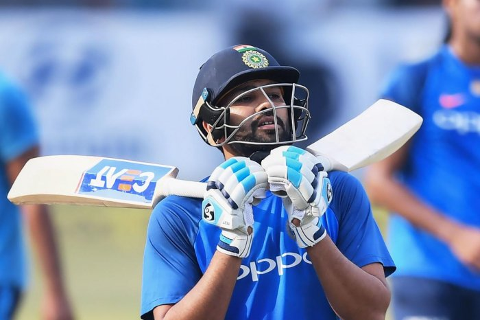 Rohit Sharma's men face an easy opener as they take on Hong Kong in the Asia Cup on Tuesday. File photo