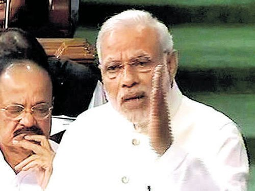 BPF -BJP alliance in Assam only after talks with Modi