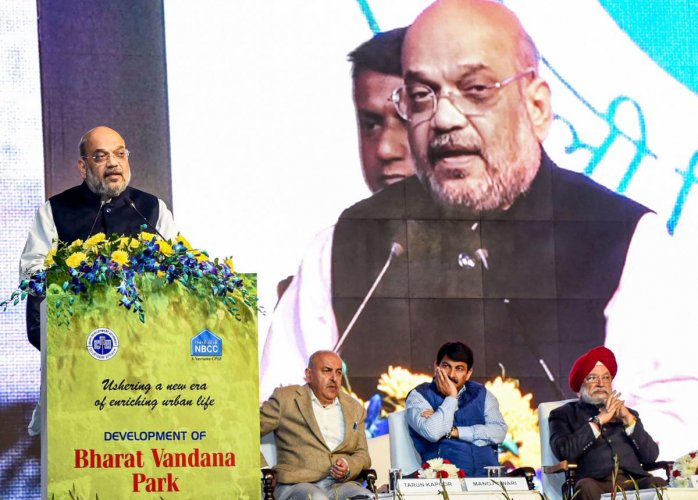 """Shahaccused the opposition of running a """"false"""" campaign and creating a rift between Hindus and Muslims over the Citizenship (Amendment) Act (CAA)."""