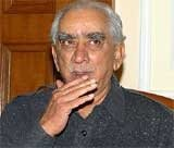 Jaswant flays ban on book by Gujarat government