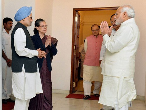 Thaw in govt-Cong GST standoff