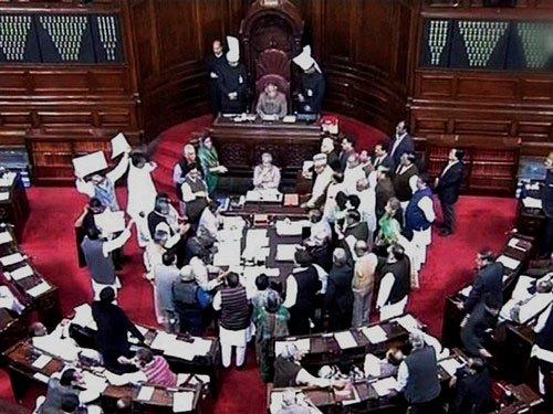 Rajya Sabha to work from Monday, GST bill not on agenda