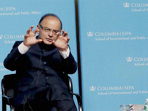 Ex-PM should advice Cong to change stand on GST: Jaitley