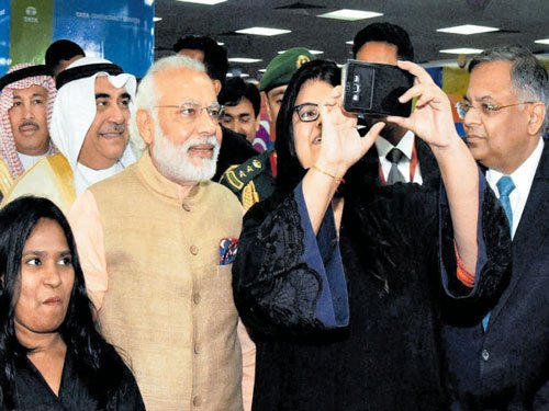 GST about to happen; retro tax thing of past, says Modi