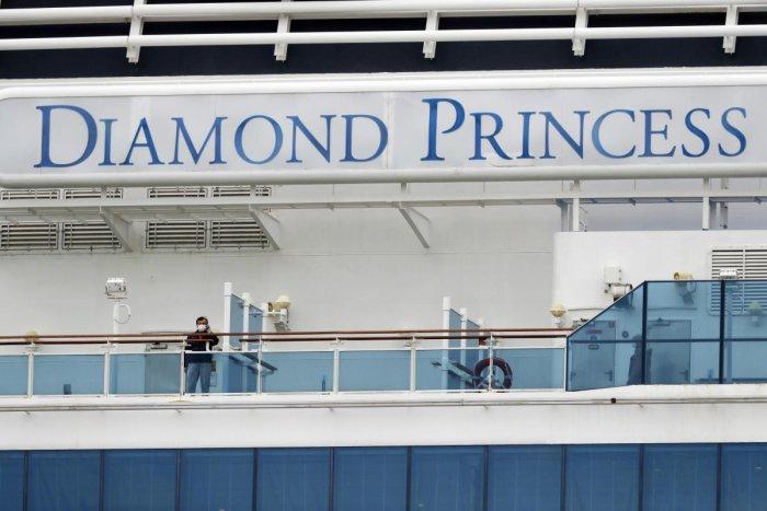 Diamond Princess cruise ship. (AP Photo)