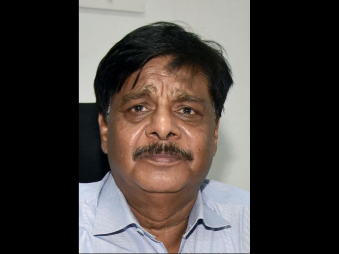 Former minister Dr H C Mahadevappa. (DH file photo)