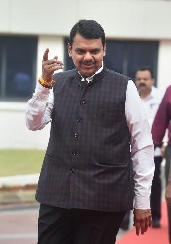 Former Maharashtra Chief Minister Devendra Fadnavis. (PTI Photo)