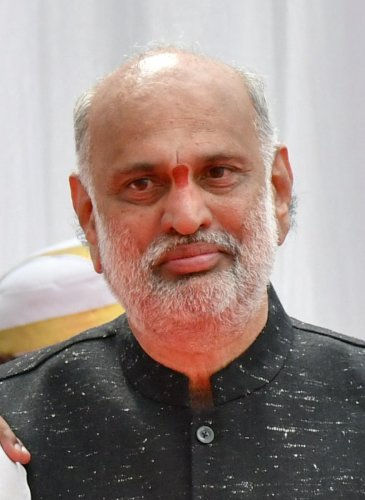 It was tabled by Labour Minister Shivaram Hebbar.
