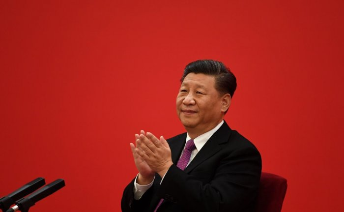 China's President Xi Jinping. (AFP photo)