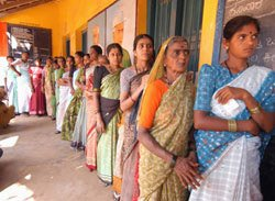Gujarat polls: Only 16 women in fray on BJP, Cong tickets
