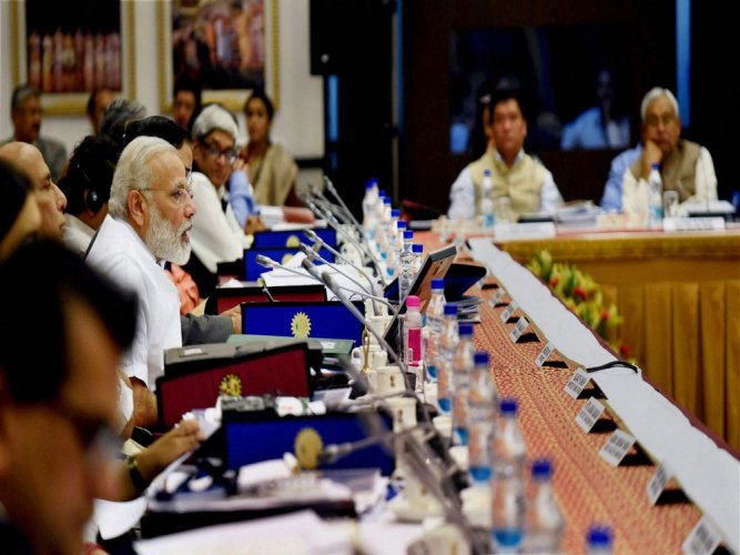 Make arrangements for speedy GST rollout: Modi to states