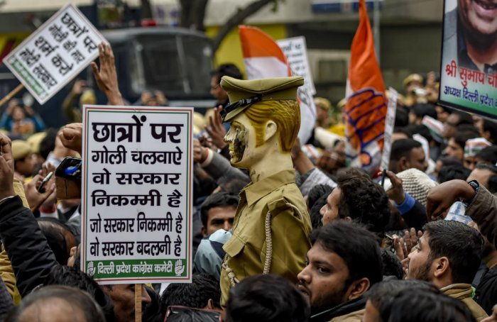 The Left parties will stage a sit-in at the Jantar Mantar. Representative image/PTI