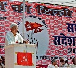 Modi's Gujarat model can never become a national model: Karat
