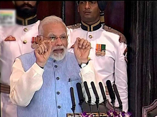 PM unveils a new syllabus for CA in wake of GST