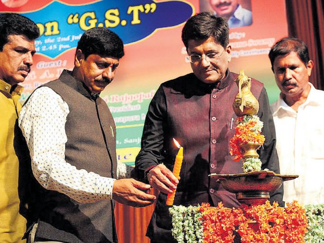 Petrol, diesel may be brought under GST in future: Goyal