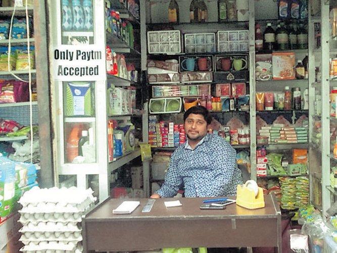 Kirana shops not ready for GST migration
