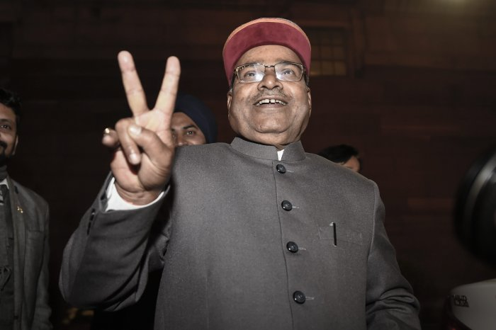 Social Justice Minister Thawarchand Gehlot. (PTI Photo)