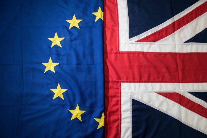 The UK had on January 31 formally exited the EU, now a 27-member economic bloc, more than three-and-a-half years after the country voted for it in a referendum in 2016. Credit: AFP Photo