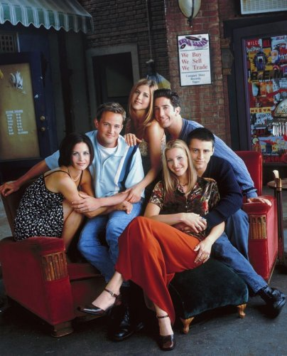 WarnerMedia is reuniting its Friends cast for an untitled, unscripted special. (Credit:Warner Media)