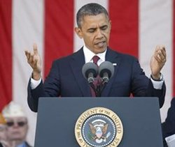 Obama willing to compromise but not on tax breaks for wealthy