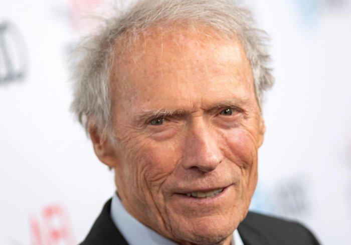 Clint Eastwood. (AFP Photo)