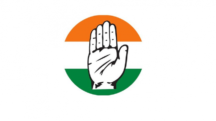 Congress Party symbol. (Photo: Twitter)