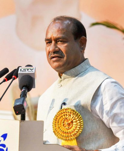 Lok Sabha Speaker Om Birla on Monday wrote to European Parliament President David Maria Sassoli over the resolutions, saying it is inappropriate for one legislature to pass judgement on another and the practice can be misused by vested interests. (PTI Photo)