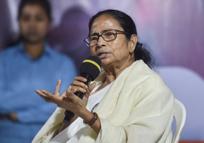 West Bengal Chief Minister Mamata Banerjee. (Photo Credit: PTI)