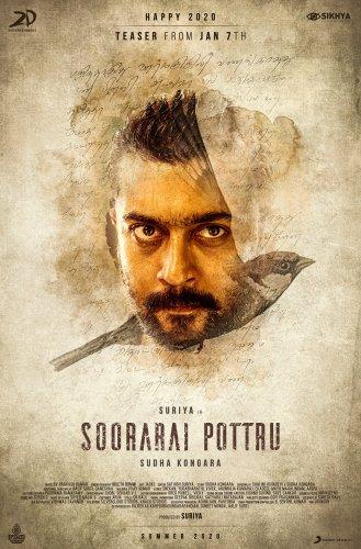 Suriya in 'Soorarai Pottru'. (Credit: Twitter/@Suriya_offl)
