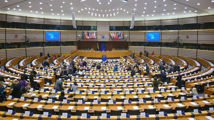 European Parliament in Brussels. (Credit: Wikimedia Commons Photo)