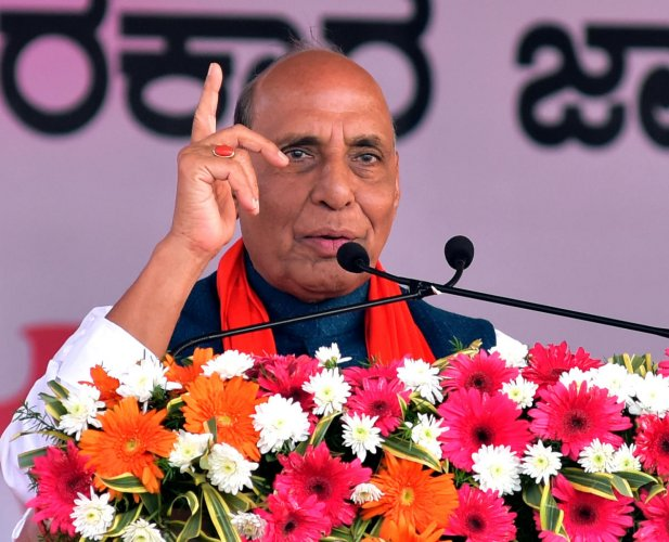 """""""I want to ask them (opposition parties) that they perform the duty of an opposition. But they should also not forget their rashtradharma (duty to the nation),"""" the Union minister said."""