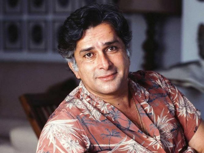 Shashi Kapoor had played the lead in New Delhi Times. (Credit: File photo)