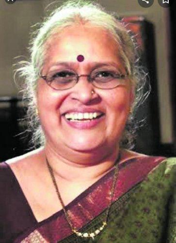 Usha P Rai