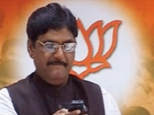 Income Tax notice to Gopinath Munde on poll expenditure remark