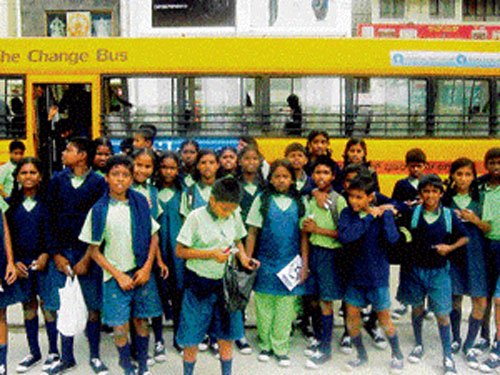 No service tax on school buses, hostels